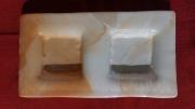 ceramique verre autres plat aperitif cadeaux noel decoration : Plat apéritif