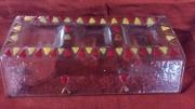 ceramique verre autres candle bougies support candles cadeaux de noel : Support bougies