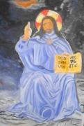 tableau personnages eglise christ jesus dieu : IL VISO
