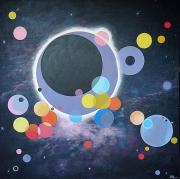 tableau abstrait vassily abstrait tribute kandinsky : Tribute to Vassily