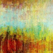 tableau abstrait concept abstraction : Salina