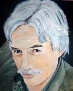 tableau personnages : Jean Ferrat