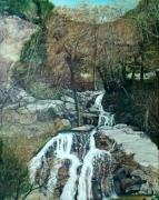 tableau paysages : RUISSEAU DE MEYRAS