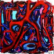 tableau abstrait : Alphabet