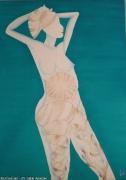 tableau nus : Aphrodite