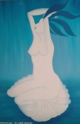 tableau nus : Boticelli