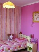 deco design fleurs decoration interieur enfant conseil : Chambre fille