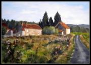 tableau paysages averssaintgeorges peintures paysages tableaux : Auvers st georges