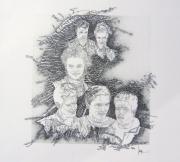 dessin personnages etudiants fac eco rennes document : Les Etudiants