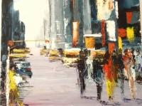Rue de Manhattan