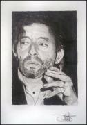 dessin gainsbourg : Serge Gainsbourg