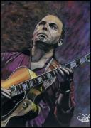 dessin personnages bireli lagrene jazz guitare : Bireli lagrene