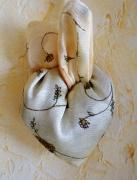 """art textile mode autres coeur amour soie decoration : Collection """"romantique"""""""