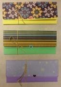 artisanat dart autres pochette cadeau emballage original marquepage : Pochettes Marque-page
