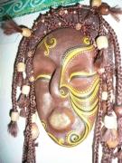 artisanat dart scene de genre masque : masque 4