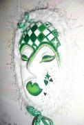 artisanat dart autres masque : masque 2