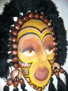 artisanat dart scene de genre masque : masque 3