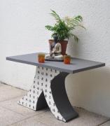 artisanat dart autres nouveaute table basse : a table !