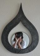 artisanat dart autres nouveaute miroir carton : Variation