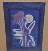 dessin nus pastel nu nouveaute : la lune bleue