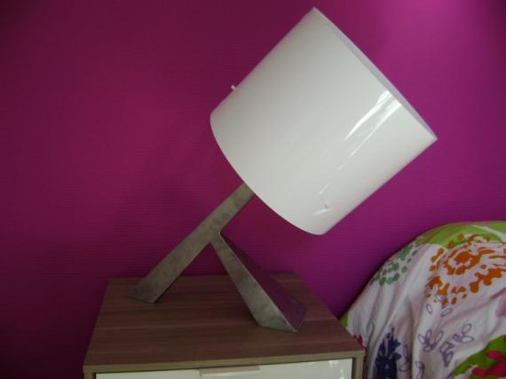 DéCO, DESIGN lampe deco design metal  - lampe deco1