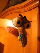 artisanat dart animaux : moustique