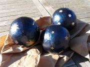 deco design autres boule nacre art objet : Noël Collection