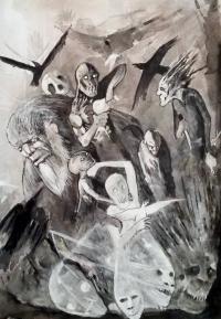 le cauchemar de la paix / the nightmare of peace