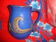 ceramique verre fleurs piche poterie tahiti polynesie : Piché des îles