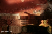photo abstrait ombre brique basque : cryptage 5