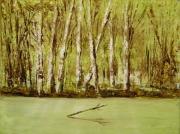 tableau : En forêt d'Orléans