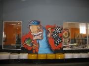 autres personnages aurel aerographe : Karting 92  Nanterre