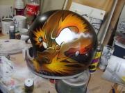 autres personnages aurel aerographe casque : casque