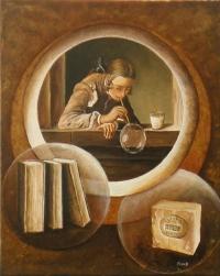 Une thèse sur le savon avec Chardin