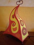 deco design autres lampe style oriental : Lampe orientale