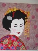 tableau : La Geisha