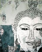 tableau : Le Bouddha d'Argent