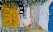 tableau architecture : les portes