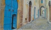 tableau paysages : tourbet el bey