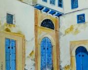 tableau paysages : dar ben abdallah