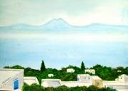 tableau paysages : vue panoramique