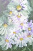 tableau fleurs : marguerittes