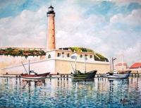 Le phare de Cherchell