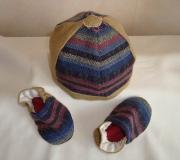 art textile mode autres naissance bebe original : cadeau de naissance
