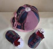 art textile mode : cadeau de naissance