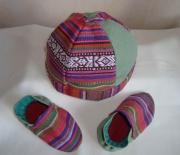 art textile mode autres naissance cadeau bebe original : cadeau de naissance