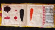 art textile mode nature morte potager bebe livre : le Jardin Potager