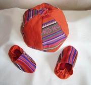 art textile mode autres naissance bebe cadeau : cadeau de naissance