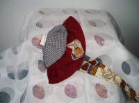 chapeau pour 3-6 mois
