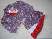 art textile mode fleurs 2 ans confortable : Ensemble pour enfant de 2 ans